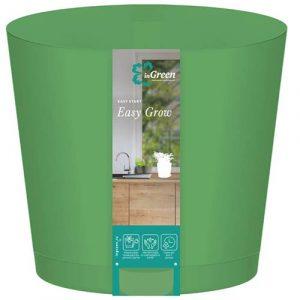 Горшок для цветов Easy Grow Зелёная роса 4 л