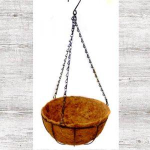 Кашпо подвесное Коковита-ретро d 25 см