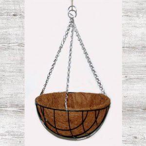 Кашпо подвесное Коковита-стиль d 25 см