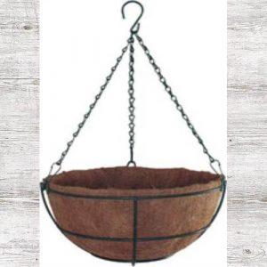 Кашпо подвесное Коковита-стиль d 35 см
