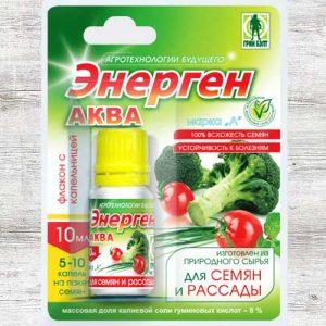 Регулятор для замачивания семян Энерген Аква